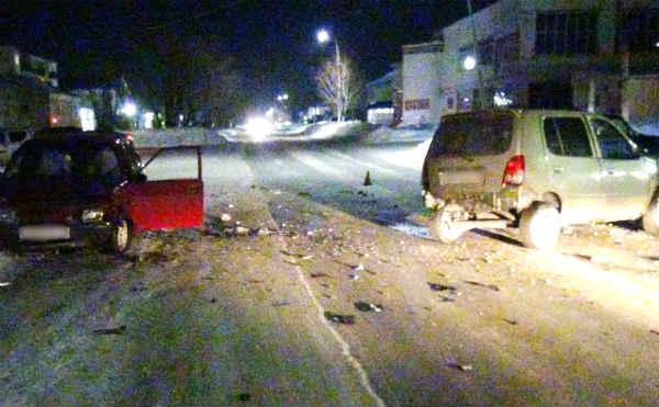 В Варгашах в ДТП при повороте пострадал водитель иномарки