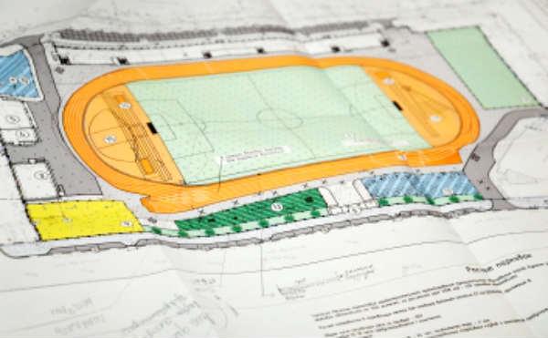 В Кургане отремонтируют стадион в Энергетиках