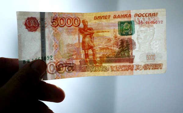 В Кургане задержали четырех фальшивомонетчиков из Челябинска