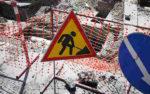 В Кургане закрытие улицы Куйбышева продлили еще на две недели