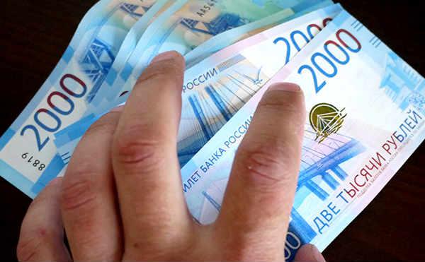 В Курганской области нетрезвый злоумышленник стащил из квартиры 103 тысячи рублей