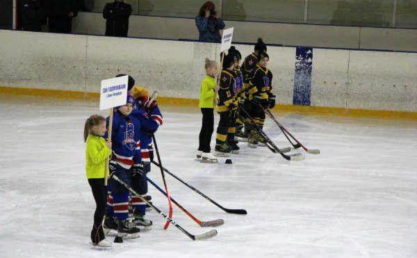 В Санкт-Петербурге состоялось торжественное открытие девятого детско-юношеского турнира по хоккею с шайбой на Кубок Следственного комитета Российской Федерации