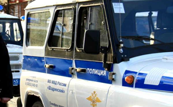 В Шадринске задержан похититель автомобильных номеров