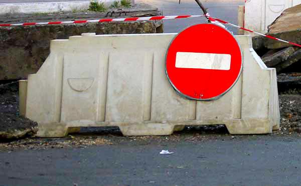 В Кургане для проезда закроют часть улицы Максима Горького