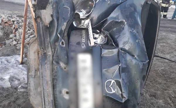 В Курганской области нетрезвый водитель устроил ДТП. Пострадала женщина