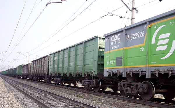 В Курганской области подростки остановили поезд, наложив на рельсы кирпичей