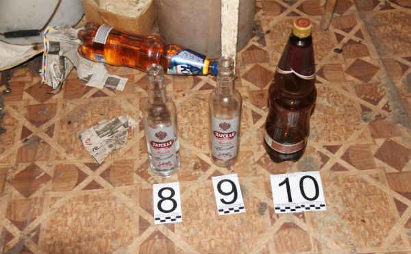 В Курганской области за двойное убийство задержан житель Мишкино