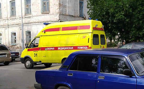 В Шадринске ВАЗ сбил пенсионерку