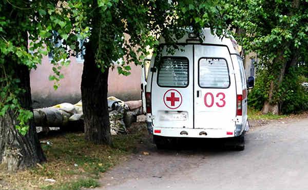 В Далматово автомобиль сбил 7-летнюю девочку
