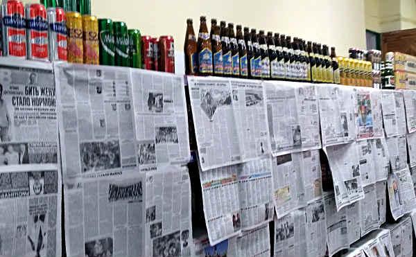 В Кургане 20 раз нарушили запрет на продажу алкоголя