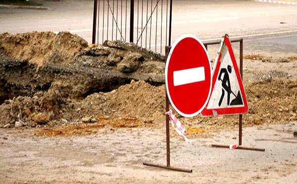 В Кургане для проезда закроют улицу Томина