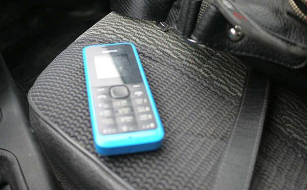 В Кургане грабитель похитил телефон у малолетней девочки