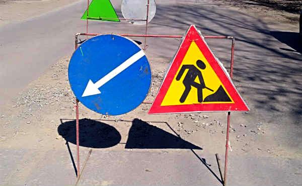В Кургане из-за ремонта на ул. Савельева изменятся маршруты 8 автобусов
