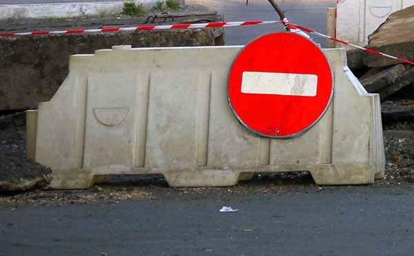 В Кургане возле культурного центра закроют движение транспортных средств