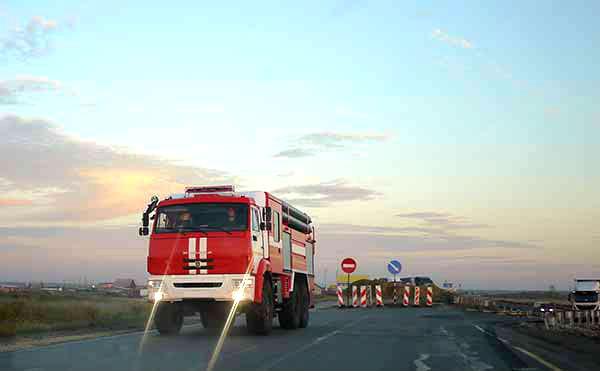 В Курганской области на виновников пожаров завели 17 уголовных дел