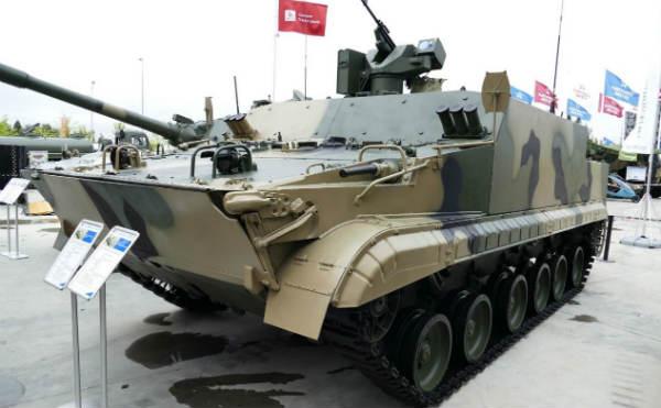 «Курганмашзавод» представит на форуме «Армия-2019» новый бронетранспортер