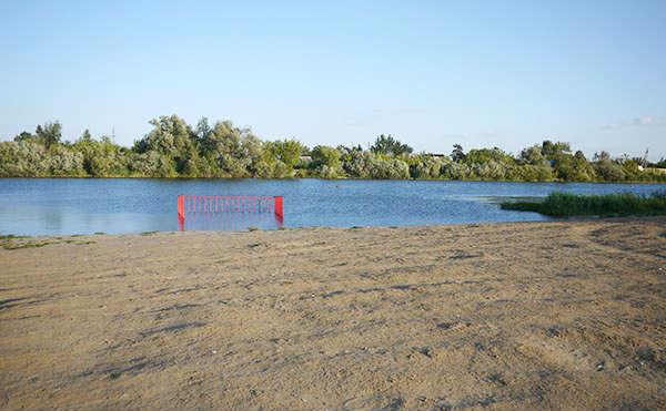 В Голубых озерах в Кургане нашли водных паразитов