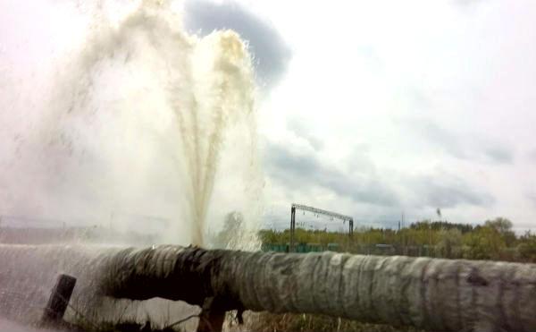 В Кургане несколько районов останутся без горячей воды на две недели