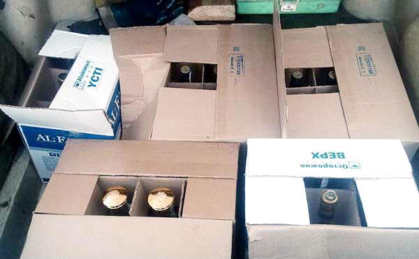 В Курганской области будут судить крупного торговца суррогатным алкоголем