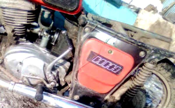 В Кургане подросток на мотоцикле сбил ребенка и уехал с места ДТП
