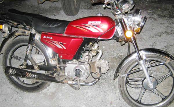 В Курганской области подросток без шлема попал в ДТП на скутере
