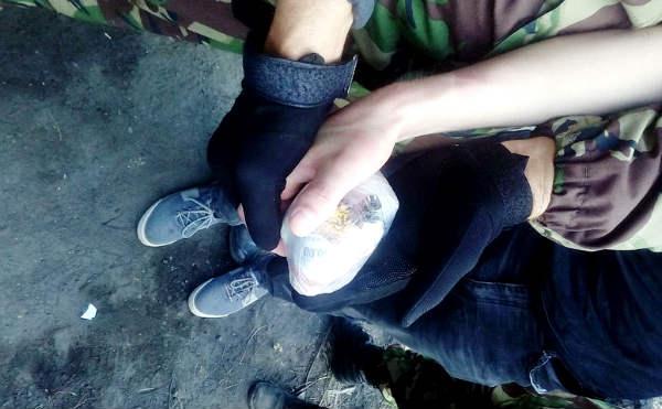 В Курганской области возле колонии задержан торговец гашишным маслом