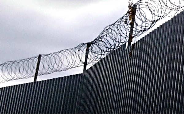 Житель Курганской области получил срок за экстремистские надписи на стенах