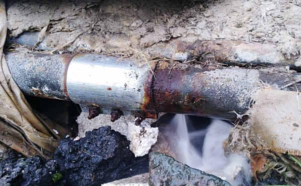 В Кургане без горячей воды остаются 152 жилых дома