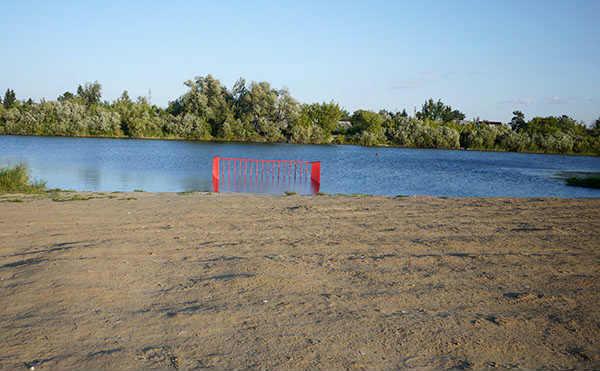 В Кургане на Голубых озерах утонул 28-летний мужчина