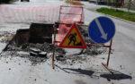 В Кургане на месяц закрывают улицу Куйбышева