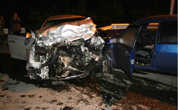 В Кургане на шоссе Тюнина произошло смертельное ДТП