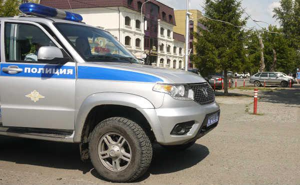 В Кургане нетрезвый угонщик проехал два метра на чужом ВАЗе