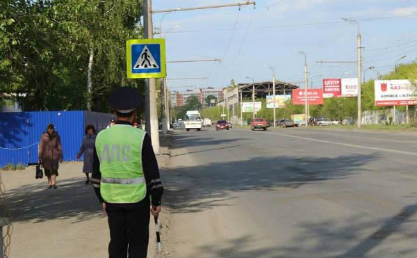 В Курганской области ищут водителя, по вине которого пострадали два человека