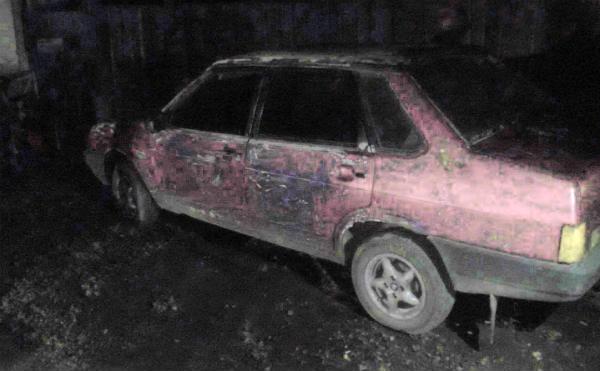 В Кургане пьяный водитель без прав сбил пенсионерку на лавочке