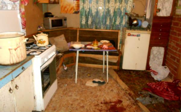 В Курганской области мужчина из ревности убил гостя бывшей сожительницы