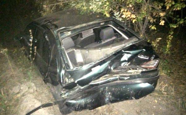 В Зауралье пьяный водитель устроил ДТП с тремя пострадавшими