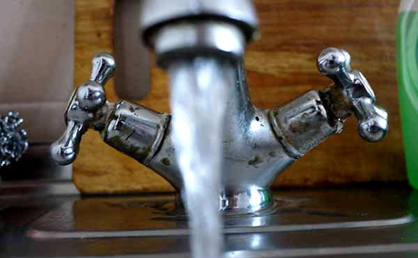 В Кургане два дня не будет холодной воды