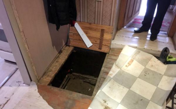 В Курганской области пропавшего без вести закопали в подполе