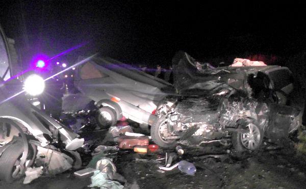 В Курганской области в ДТП погибли два водителя