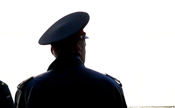 В Кургане двух полицейских арестовали за взятку