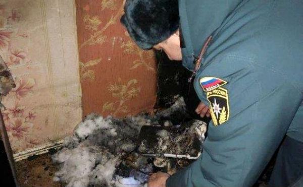 В Курганской области загорелся санаторно-оздоровительный лагерь «Романтика»