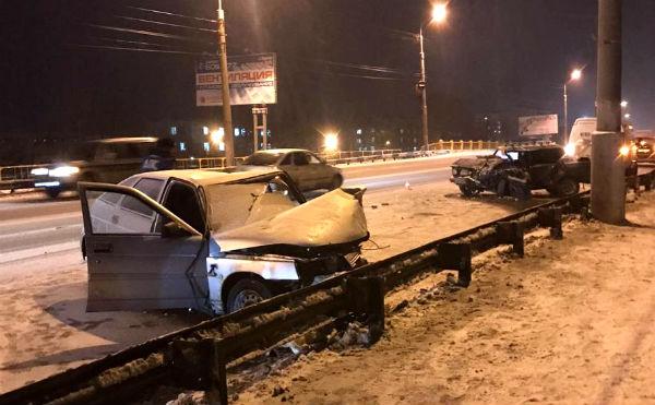 В Кургане пьяная автоледи устроила смертельное ДТП