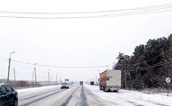 В Курганскую область возвращается снежная погода