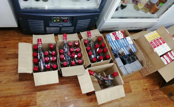 В Зауралье на предпринимателя завели уголовное дело за торговлю сомнительным спиртным