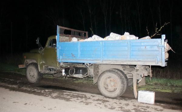 В Курганской области задержали нетрезвых «черных лесорубов»