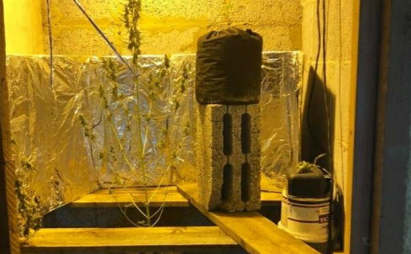 Житель Курганской области устроил из бани нарколабораторию
